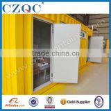 Good quality Mobile Portable Container Toilet , Ablution , Lavatory , Shower Room