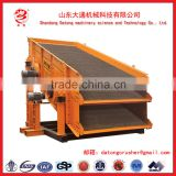 High performance stone YK circular vibrating screen classifier price,hot sale stone crusher