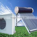 On Sale New air source heat pump hybrid solar water heater
