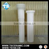 Good Insulating Aluminum Titanate Ceramic Stalk Tube/Riser Tube for Sale,China Manufacturer