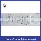 sanitary napkins private label manufacture professional self-adhesive sticker manufacturer
