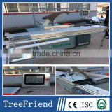 sliding table saw with scoring blade/wood cutting table saw/germany design sliding table saw 160427
