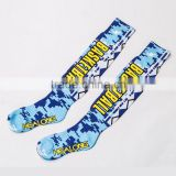 Wholesale Custom Logo Designed Cool Prima Sport Soccer Socks                                                                         Quality Choice