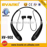 Classic Bluetooth Stereo Headsets Tone+ HV900 Wireless Earphone Neckband In-ear Headphone Bluetooth CSR4.0 music player connect
