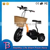 Hot sale 48v 500w 3 wheel electric scooter for adult                                                                                                         Supplier's Choice