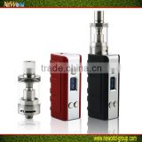 Alibaba vape tank with RBA head, side e-liquid filling and top airflow control vape tank wholesale