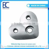 HB-66 beautiful heart-shaped design handrail bracket