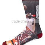 Basketball Sublimated Men's Crew wholesale elite socks, elite basketball socks, elite socks