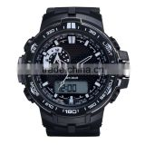 China Manufacture Wholesale New Style Watch With Light Men Geneva Sport Watch