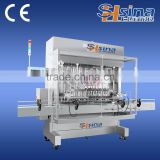 High quality four head bottle filling machine Factory price 10-1000ml liquid detergent filling machine