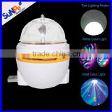 Plastic Led 3D Small USB Plug In Mini Room Decoration Star Ceiling Night Light For Baby
