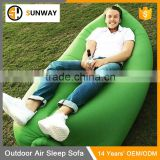 Foldable Lazy Sofa Bag Inflatable Couch Air Bean Bag