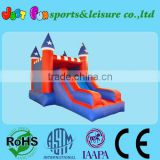 cheap air bounce slide/inflatable bounce house slide