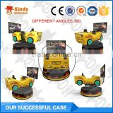Factory direct sale High Quality 360 car racing simulator