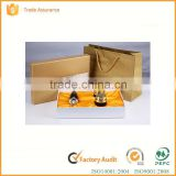 Custom made high end paper cardboard cosmetic product set packaging gift box                                                                                                         Supplier's Choice