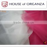 2014 Affordable Snow Organza Roll With100%Polyester