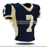 sublimated american football wear/american football dress/wholesale american football clothing