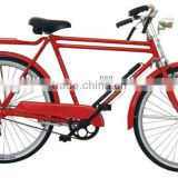 "28"" heavy-duty bike old style bike traditional bicycle KB-OMA-W14"