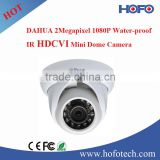 "New design Dahua 1/3"" 2Megapixel CMOS cctv dome camera hd cvi camera cheap dome camera"