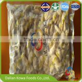 Factor price high quality frozen boiled short necked clam without shell for sale