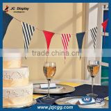 Colorful Custom Party Bunting Flag for Decoration