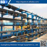 Wholesale low price high quality warehouse cantilever pallet racks