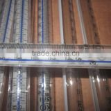 45ml graduated cylinder , glass measuring tube