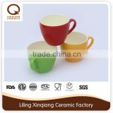 Wholesale 7oz Advertising Gifts ceramic cup