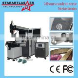 China Multifunction Laser Welding Machine for Hardware Repairing and Makine with CCD Camera
