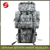 Tactical Military Outdoor 600D Mountaineering Backpack, Outdoor Camping and hiking 600D Backpack