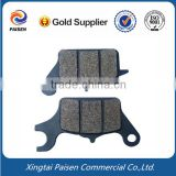 motorcycle disc brake shoes/ motor cycle brake block for thailand sale