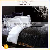 Motel and hotel wholesale twill fabric design 200TC 300TC 400TC fabric 100% cotton hotel bedding