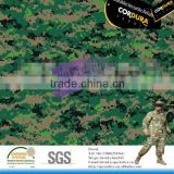 pu waterproof camouflage printing nylon 500d cordura fabric outdoor hunting garment bag fabric import fabric from china