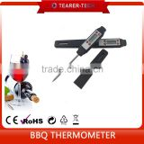 -50~300C Pen type wholesale cheap digital food cooking thermometer with selectable probes TL-FT04B
