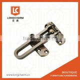 GB zinc alloy hotel security door closer barrel bolts door latch YL-6201