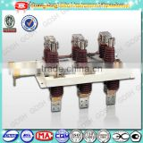 12kV Porcelain Bushing Type 3 Phases Isolator Switch for 33kV Switchgear