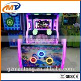 2016 Happy Water War Redemption Amusement game Machine /Touch Screen Water Shooting Game for hot sale