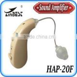 Mini Hearing amplifier for the hearing loss