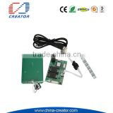 Embedded type contactless hand held RFID card reader writer module
