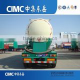 CIMC Bulk Cement Tank , Hot Sale Bulk Cement Tanker In Pakistan
