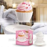 Cake Silicone Baking Molds Maker cup-shaped Dessert Muffin Cake Cup