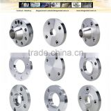 DIN 2576 STAINLESS STEEL FLANGE of DN25 PN16 MPA