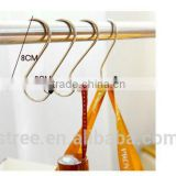 "1 Pcs Portable Stainless Steel ""S"" Hooks Home&Kitchen Organization Hangers"