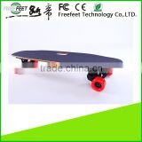 1800W Dual Drive Brushless Hub Motor Electric Skateboard/ Four Wheel Longboard Electric Skate board For Adults