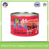 Fashion Design halal canned corned beef