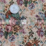 Polyester and cotton jacquard upholstery fabric for cushion, table cloth, placemat, etc