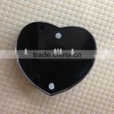 heart shape brithday gift acrylic jewelry box