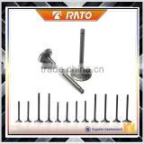 CG125 engine intake valve for motorcycle