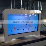 Rear projection interactive touch foil,32 inch interactive touch foil for window display,Dual touch foil supplier
