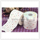 Small starts printed paper tissue in roll napkin decoupage